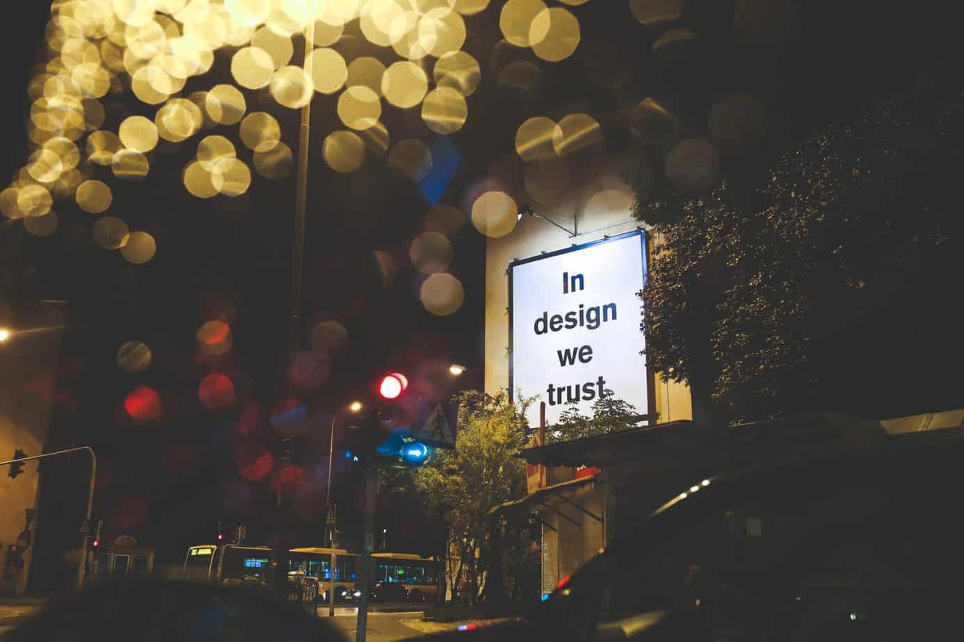 Choose a design scheme
