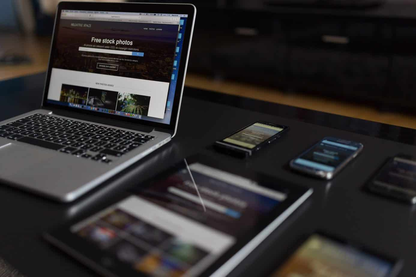 The benefits of a responsive web design